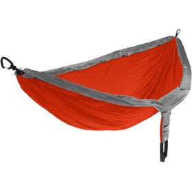 ENO DoubleNest Hammock orange/grey
